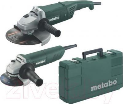 Угловая шлифовальная машина Metabo Combo Set (685073000) - общий вид