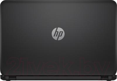 Ноутбук HP 250 (J0X94EA) - вид сзади