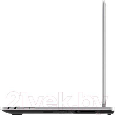 Ноутбук HP EliteBook 810 (F1N28EA) - вид сбоку