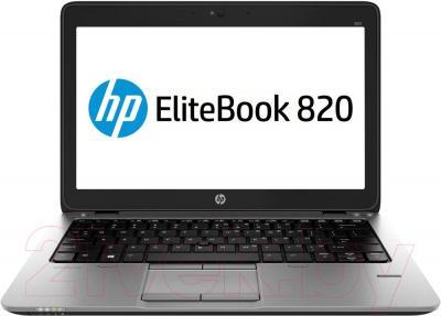 Ноутбук HP EliteBook 820 (F1Q93EA) - общий вид