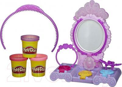Игровой набор Hasbro Play-Doh Туалетный столик Софии (A7399) - общий вид