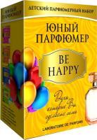Набор для создания духов КАРРАС Юный Парфюмер. Be Happy (330) -
