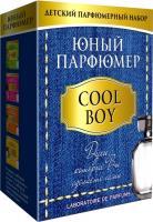 Набор для создания духов КАРРАС Юный Парфюмер. Cool Boy (328) -