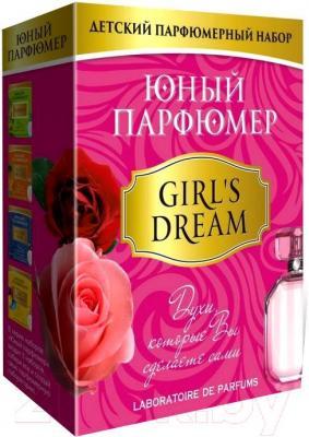 Набор для создания духов КАРРАС Юный Парфюмер. Girls Dream (326) - общий вид
