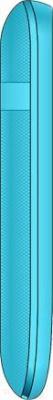 Мобильный телефон Keneksi E2 (голубой) - вид сбоку