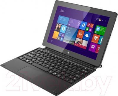 Клавиатура Prestigio PKB07RU (Black) - в работе