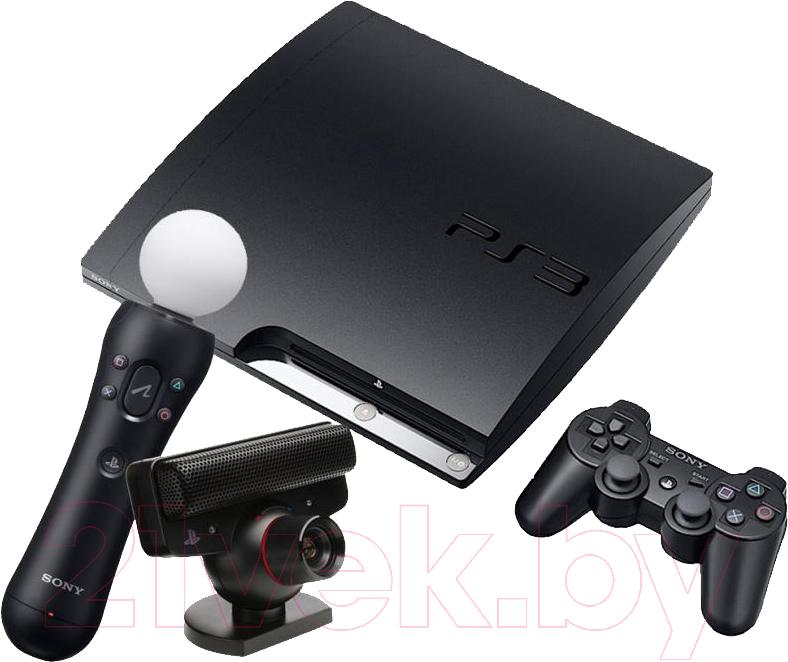 PlayStation 3 500GB (PS719853718) 21vek.by 5061000.000