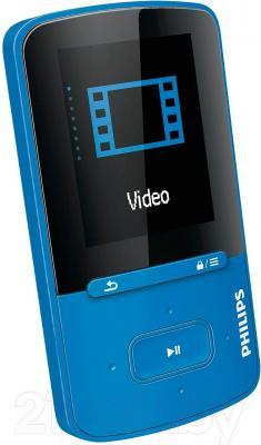 MP3-плеер Philips GoGEAR Vibe 4 Gb (SA4VBE04BF/97) - общий вид