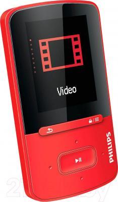 MP3-плеер Philips GoGEAR Vibe 4 Gb (SA4VBE04RF/97) - общий вид