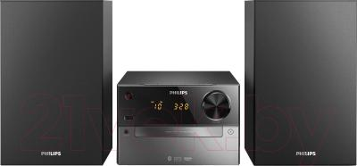 Микросистема Philips BTM2310/12 - общий вид