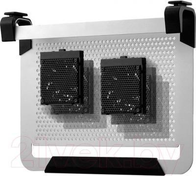 Подставка для ноутбука Cooler Master NotePal U2 Plus (R9-NBC-U2PT-GP) - смена положения вентиляторов