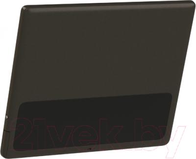 Электронная книга PocketBook InkPad 840 (темно-коричневый) - вполоборота