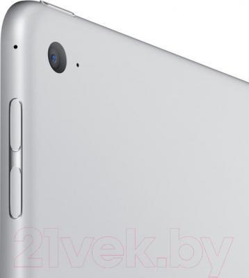 Планшет Apple iPad Air 2 16Gb / MGLW2TU/A (серебристый) - кнопки управления громкостью