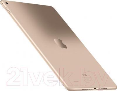 Планшет Apple iPad Air 2 16Gb / MH0W2TU/A (золотой) - вид сзади