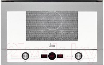 Микроволновая печь Teka MWL 22 EGL (белый) - общий вид