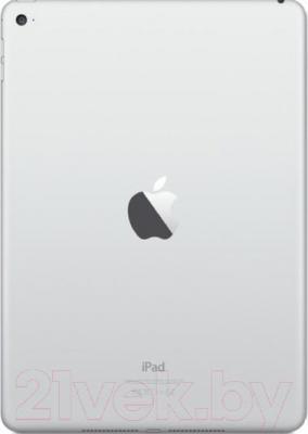 Планшет Apple iPad Air 2 64Gb / MGKM2TU/A (серебристый) - вид сзади