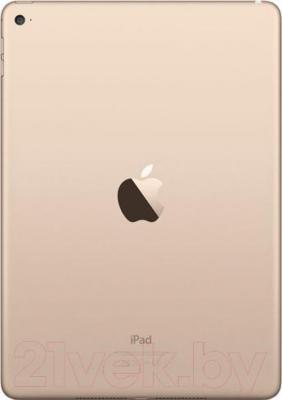 Планшет Apple iPad Air 2 64Gb / MH182TU/A (золотой) - вид сзади