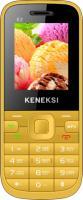 Мобильный телефон Keneksi E2 (желтый) -