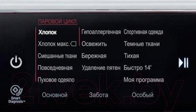 Стиральная машина LG F12U1HBS4