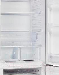 Холодильник с морозильником Indesit IB 201