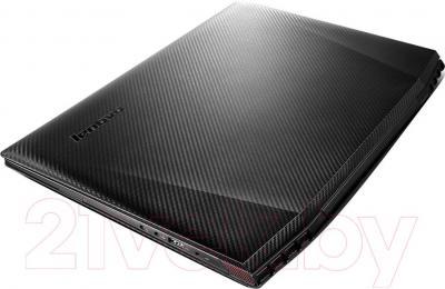 Ноутбук Lenovo Y40-70 (59416789) - с закрытой крышкой