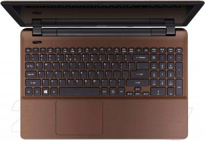 Ноутбук Acer Aspire E5-511-P8QJ (NX.MPNEU.011) - вид сверху