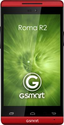 Смартфон Gigabyte GSmart Roma R2 Plus (Red) - общий вид