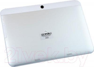 Планшет Geofox MID1043 - вид сзади