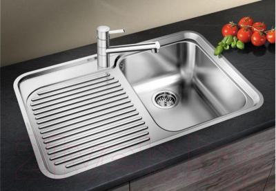 Мойка кухонная Blanco Classic 4 S  (507702) - в интерьере