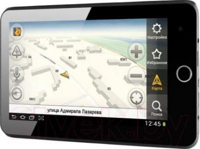 Планшет Geofox MID711GPS 16GB (с автокомплектом) - в пол оборота