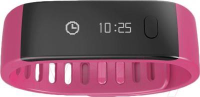 Фитнес-трекер MyKronoz ZeFit (розовый) - вид сверху