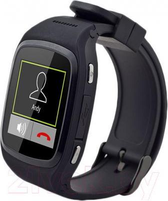 Многофункциональные часы MyKronoz ZeSplash (Black) - общий вид