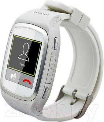 Многофункциональные часы MyKronoz ZeSplash (White) - общий вид