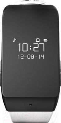 Многофункциональные часы MyKronoz ZeWatch 2 (White) - фронтальный вид