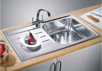 Мойка кухонная Blanco Median 45 S / 512660 - в интерьере