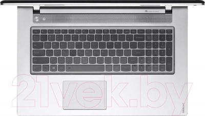 Ноутбук Lenovo Z710 (59434060) - вид сверху