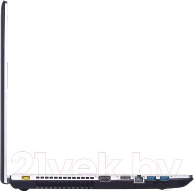 Ноутбук Lenovo Z710 (59434060) - вид сбоку
