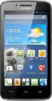 Смартфон Huawei Ascend Y511 (черный) - общий вид