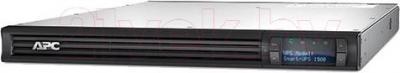 ИБП APC Smart-UPS 1500VA LCD RM 1U 230V (SMT1500RMI1U) - общий вид