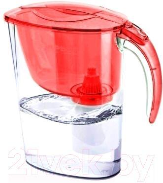 Фильтр питьевой воды БАРЬЕР Эко (Алый) - общий вид