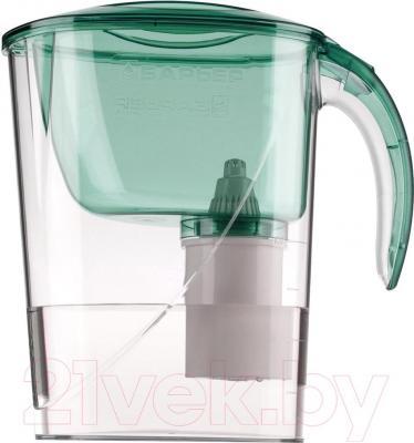 Фильтр питьевой воды БАРЬЕР Эко (Изумруд + кассета Станларт-4) - общий вид