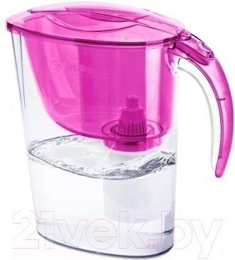 Фильтр питьевой воды БАРЬЕР Эко (пурпурный) - общий вид