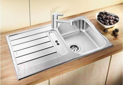 Мойка кухонная Blanco Livit 45 S (514788) - в интерьере