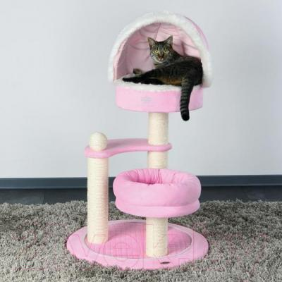 Комплекс для кошек Trixie Cat Princess 45612 (Pink) - общий вид
