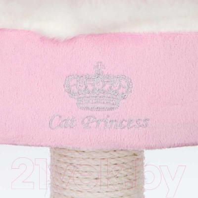 Комплекс для кошек Trixie Cat Princess 45612 (Pink) - детальное изображение