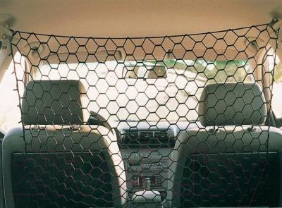 Сетка для автомобиля Trixie 1312 (Black) - общий вид