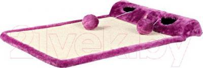 Когтеточка Trixie My Kitty Darling 43041 (фиолетовый) - общий вид