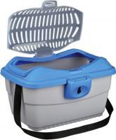 Переноска для животных Trixie Traveller Mini-Capri 39802 (Blue) -