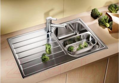 Мойка кухонная Blanco Livit 45 S Salto (514787) - в интерьере