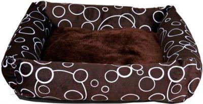 Лежанка для животных Trixie Marino 38292 (коричневый) - общий вид